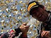 Webber acaba primera victoria Interlagos para cerrar temporada redonda Bull