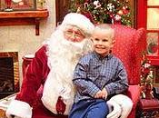 Navidad, niños origen Papá Noel