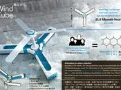 Diseño aerogenerador para fachada edificios