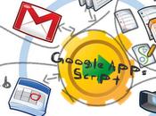 Google Apps Script Formulario contacto