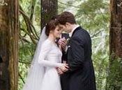 boda año: Robert Pattinson Kristen Stewart
