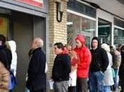 Noviembre, España perdió casi 2.000 empleos diarios