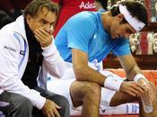 Copa Davis: Potro perdió Ferrer complicó sueño argentino