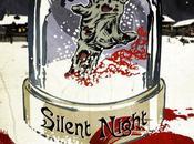 Cartel casting Silent Night Living Dead