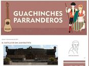 Rediseño blogs: Guachinches Parranderos