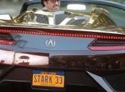 Acura venderá coche Tony Stark Vengadores
