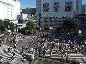 Paseando Shibuya Tokyo