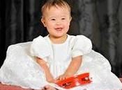 Niña síndrome Down convierte niña mimada' mundo infantil modelaje