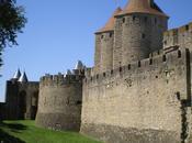 Huellas tiempo Cité Carcassonne (II)