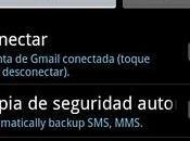 copia cuenta Gmail