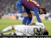 Real Madrid gana Barcelona Bernabéu hace cuatro años