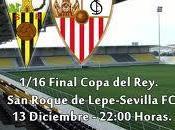 Actualidad Sevillista: Roque Sevilla FC.Comienza Copa