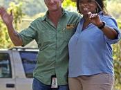 Oprah Winfrey visita Haití