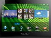 BlackBerry PlayBook pone moda Carolina Herrera