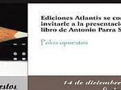 Antonio Parra Sanz presenta Polos opuestos, Cartagena