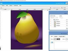 Raven, editor vectorial gratuito