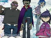 Colaboraciones Canciones: Some Kind Nature Gorillaz Reed