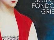 Señora rojo sobre fondo gris (Miguel Delibes)