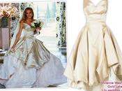 "celebrities apuntan vestido ""Lily"" Vivienne Westwood"