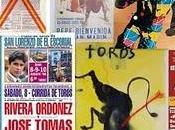 EVOLUCION CARTEL TAURINO DESDE SIGLO NUESTROS DIAS (Capítulo último)