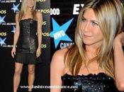 Jennifer Aniston aterriza Madrid