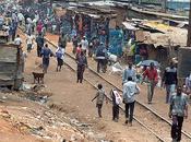 aventura andar ciudad africana