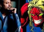 Cambios personaje Irrfan Khan para Amazing Spider-Man