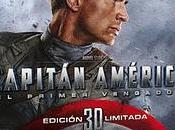 Salió Blu-Ray Capitán América