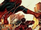 "Axel Charge:""Héroes solitario. Daredevil, Spider-Man Punisher"""