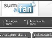 SumaFan Consigue #fans para página facebook