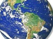 ¿Cómo Tierra desde espacio?