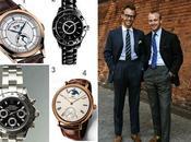 Complemento para hombres: reloj