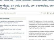 periodismo digital Mendoza cuando cayó estalló crisis 2001