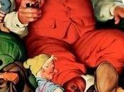 Papá Noel, ¿pariente cercano diablo?