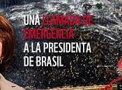 atención Dilma Rousseff.