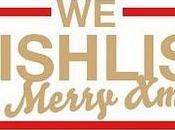 wishlist Merry Xmas!