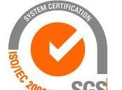 Informática consigue certificación 20000