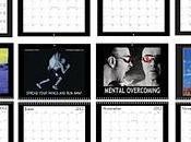 Breaking Down Limits presenta Calendario 2012 PhotoSport Gallery beneficio Fundació Sant Joan para ayuda investigación Síndrome Rett Primera entrega Portada Enero