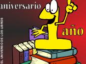 Sorteo Aniversario Universo Libros