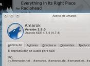 Sobre Amarok