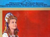 """Pilar Lorengar """"Noche hermosa"""" Katiuska"""