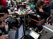 """Otra social: """"Facebook para 99%"""", nuevo proyecto Movimiento Occupy"""