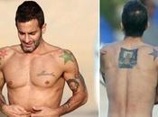 Curiosidades: Marc Jacobs muestra tatuajes Birkin Barts