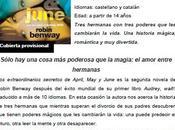 extraordinarios secretos April, June, Robin Benway