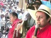 Frente Defensa busca desconocer acuerdos convoca movilización Cajamarca