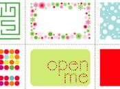 tarjetas para imprimir decorar