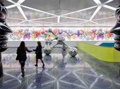 metro diseñado Rashid