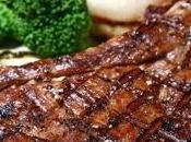 Carnes rojas bien cocidas relacionadas riesgo cáncer