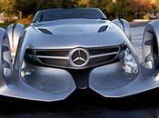Mercedes Silver Arrow Concept ¿Realidad ficción?
