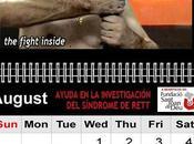 Breaking Down Limits presenta Calendario 2012 PhotoSport Gallery beneficio Fundació Sant Joan para ayuda investigación Síndrome Rett Octava entrega: Agosto